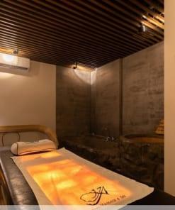 Dự án thiết kế nội thất Spa tại xã Đàn