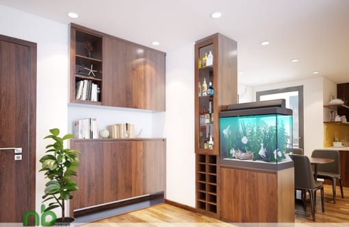Thiết kế nội thất chung cư An Bình City