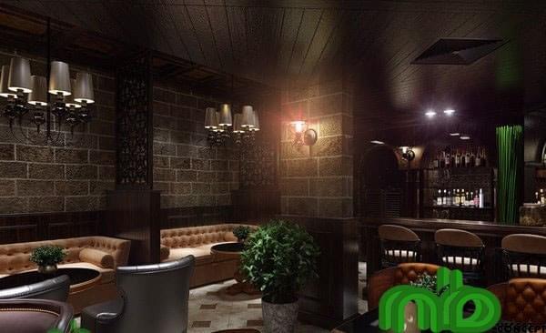 Chọn địa chỉ thiết kế quán cà phê