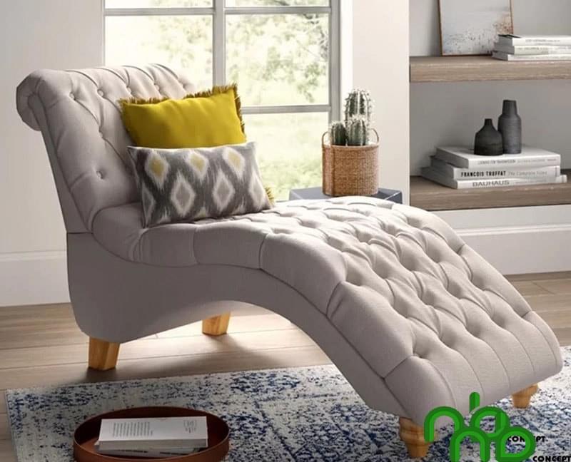Ghế sofa tân cổ điển mang đến sự dễ chịu và thoải mái