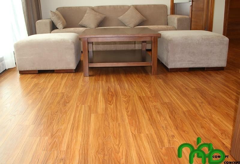 Sàn gỗ công nghiệp mang đến tính ứng dụng cực cao