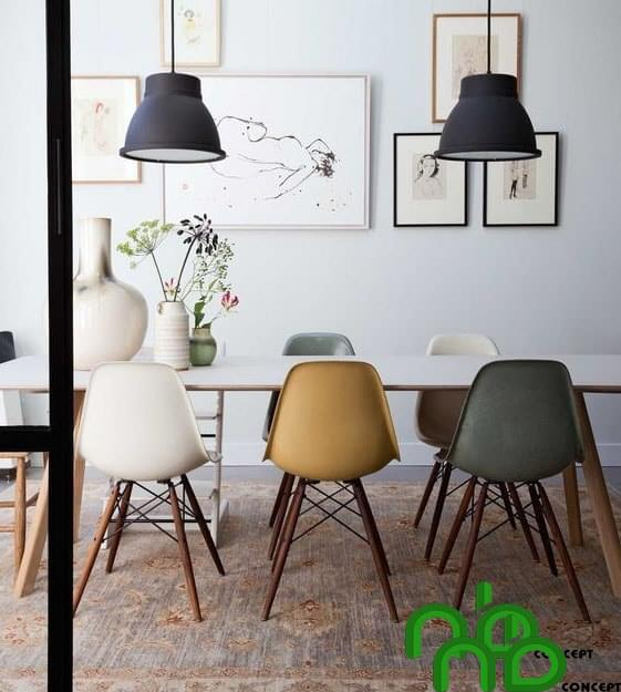 Mẫu sản phẩm bàn ghế ăn gỗ