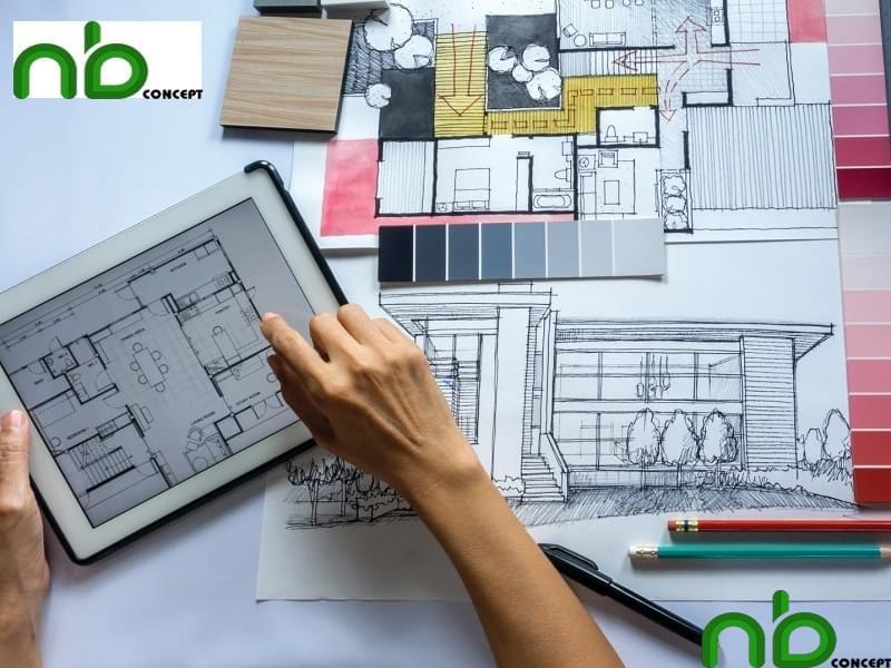 Công nghệ ảnh hưởng thế nào đến thiết kế nội thất