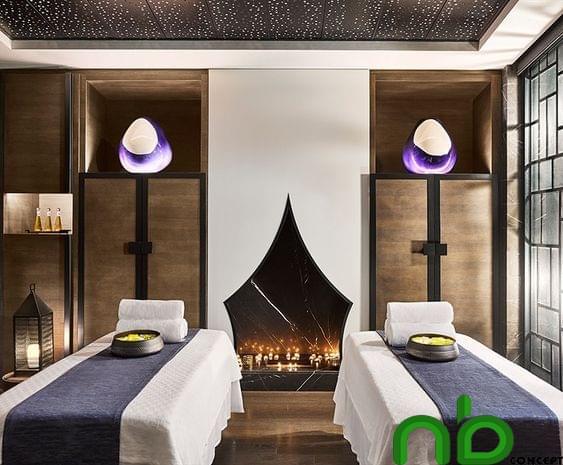 Thiết kế nội thất spa theo phong cách Châu Âu