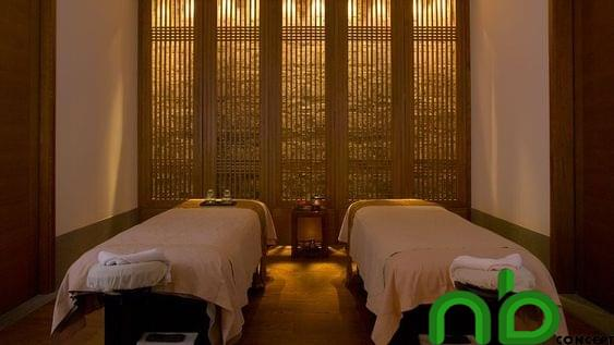 Thiết kế nội thất spa theo phong cách Hàn Quốc