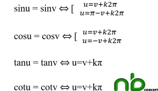 Tuyển tập công thức lượng giác dễ hiểu nhất 13