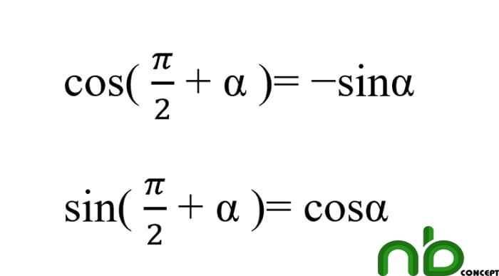 Tuyển tập công thức lượng giác dễ hiểu nhất 5