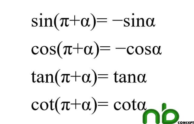 Tuyển tập công thức lượng giác dễ hiểu nhất 4