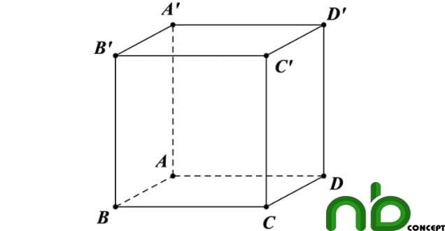 Công thức tính diện tích xung quanh, diện tích toàn phần hình lập phương 1