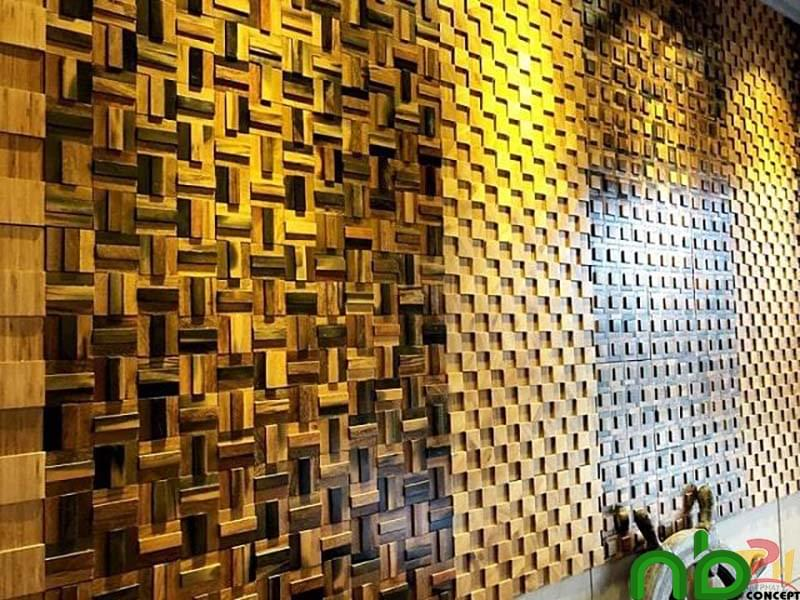 gach mosaic vang